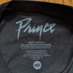 Prince Tops - NWOT Prince 'Purple Rain' Graphic Tee